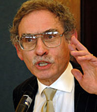 Prof. Hadley Arkes (Photo courtesy of Pew Forum)