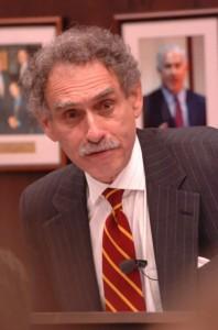 Professor Hadley Arkes (Photo courtesy of FedSocBlog.com)